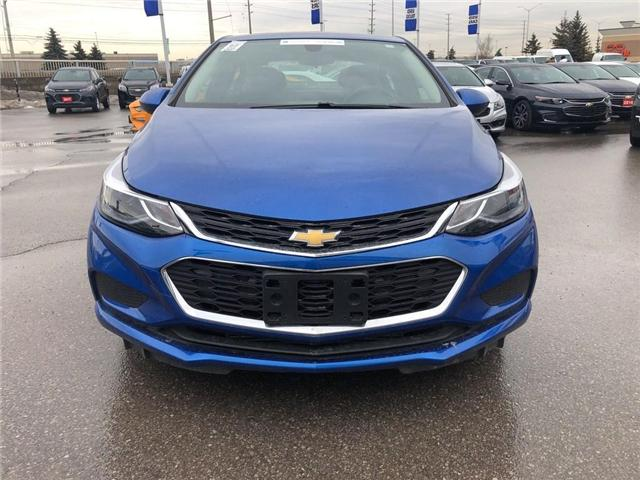 2018 Chevrolet Cruze LT|BOSE|SUNROOF|HTD SEATS| (Stk: PA17937) in BRAMPTON - Image 2 of 17
