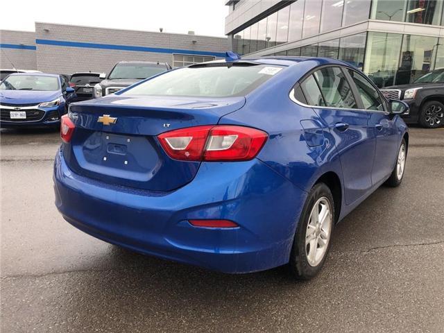 2018 Chevrolet Cruze LT|BOSE|SUNROOF|HTD SEATS| (Stk: PA17937) in BRAMPTON - Image 4 of 17