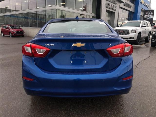 2018 Chevrolet Cruze LT|BOSE|SUNROOF|HTD SEATS| (Stk: PA17937) in BRAMPTON - Image 5 of 17