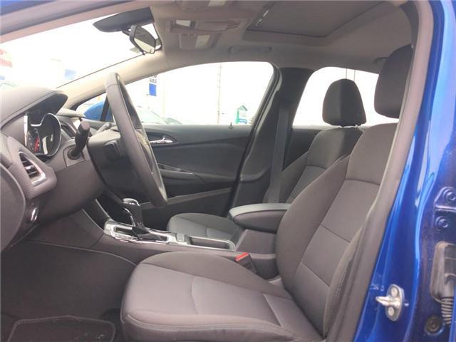 2018 Chevrolet Cruze LT|BOSE|SUNROOF|HTD SEATS| (Stk: PA17937) in BRAMPTON - Image 8 of 17