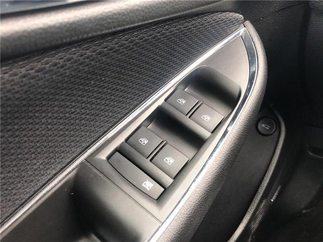 2018 Chevrolet Cruze LT|BOSE|SUNROOF|HTD SEATS| (Stk: PA17937) in BRAMPTON - Image 10 of 17