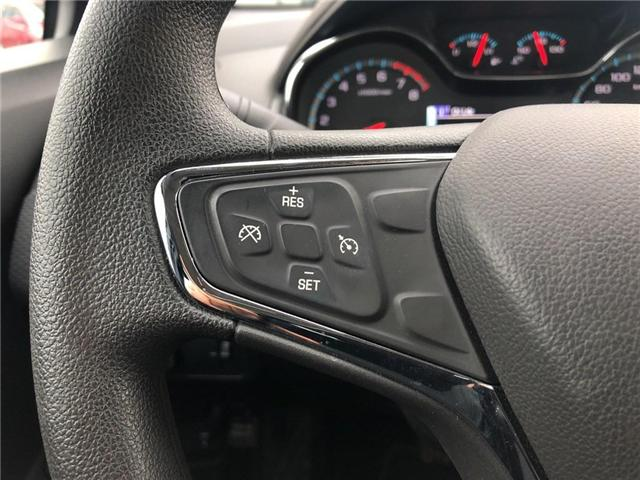 2018 Chevrolet Cruze LT|BOSE|SUNROOF|HTD SEATS| (Stk: PA17937) in BRAMPTON - Image 12 of 17