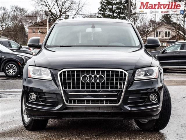 2015 Audi Q5 2.0T KOMFORT-QUATTRO- CERTIFIED PRE-OWNED (Stk: P6302) in Markham - Image 2 of 25
