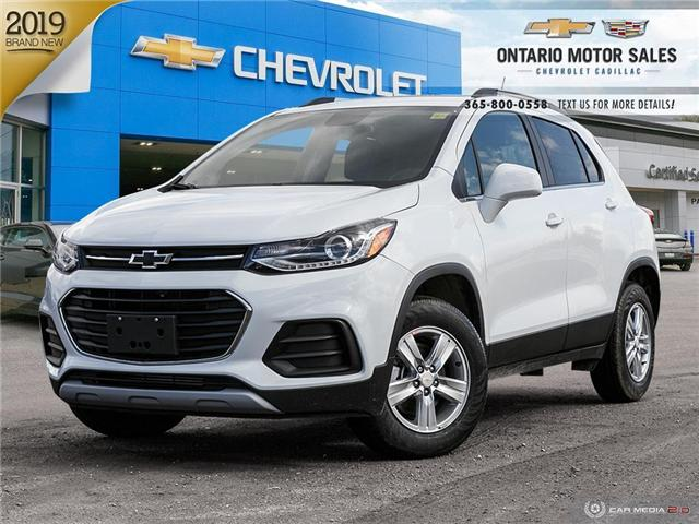 2019 Chevrolet Trax LT (Stk: 9301510) in Oshawa - Image 1 of 19