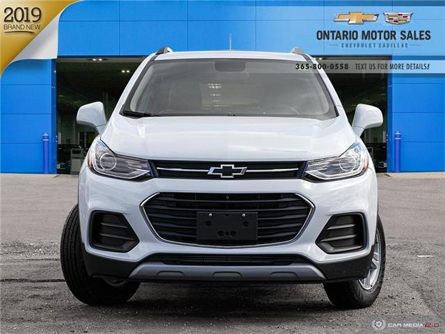 2019 Chevrolet Trax LT (Stk: 9301510) in Oshawa - Image 2 of 19