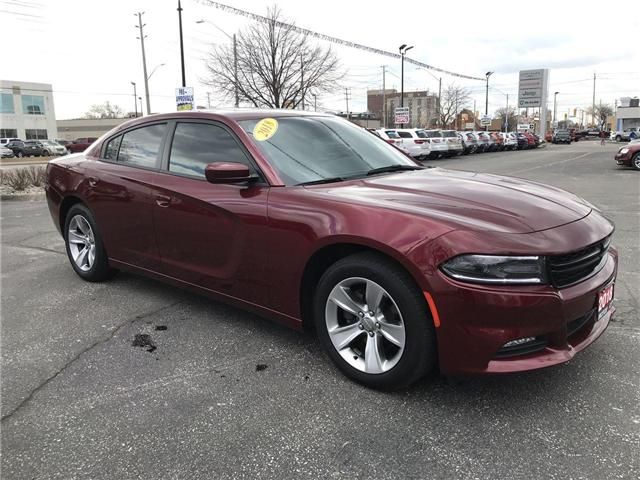2018 Dodge Charger SXT Plus (Stk: 44718) in Windsor - Image 1 of 13