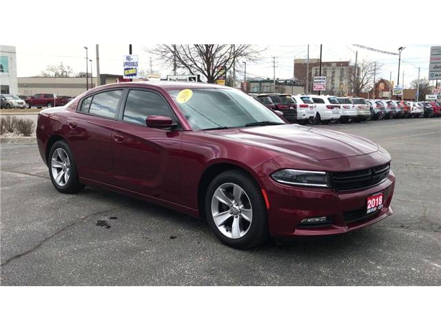 2018 Dodge Charger SXT Plus (Stk: 44718) in Windsor - Image 2 of 13