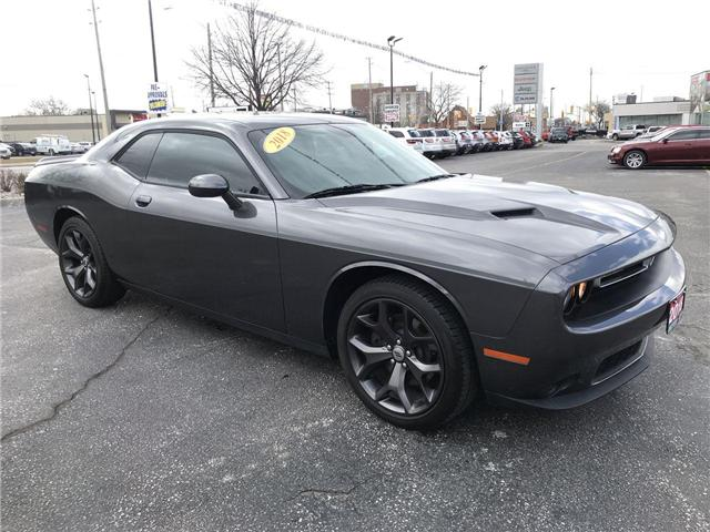 2018 Dodge Challenger SXT (Stk: 44722) in Windsor - Image 1 of 13