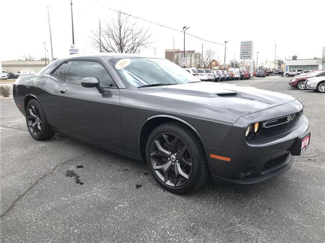 2018 Dodge Challenger SXT (Stk: 44720) in Windsor - Image 1 of 13