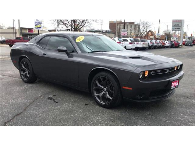 2018 Dodge Challenger SXT (Stk: 44720) in Windsor - Image 2 of 13