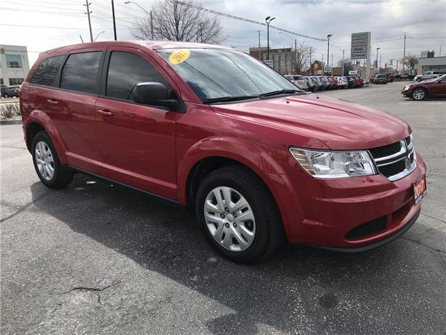 2017 Dodge Journey CVP/SE (Stk: 19832A) in Windsor - Image 1 of 11