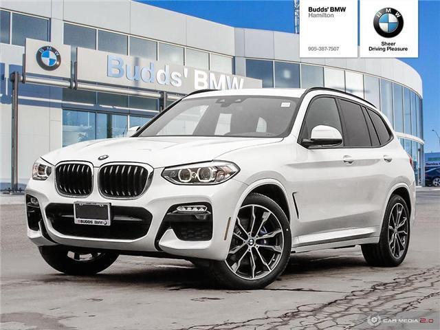 2019 BMW X3 xDrive30i (Stk: T89891) in Hamilton - Image 1 of 27