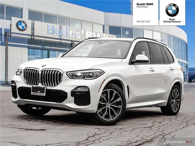 2019 BMW X5 xDrive40i (Stk: T87549) in Hamilton - Image 1 of 25