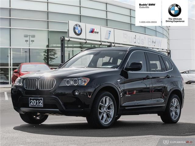 2012 BMW X3 xDrive28i (Stk: DB5533A) in Oakville - Image 1 of 25