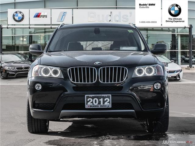 2012 BMW X3 xDrive28i (Stk: DB5533A) in Oakville - Image 2 of 25