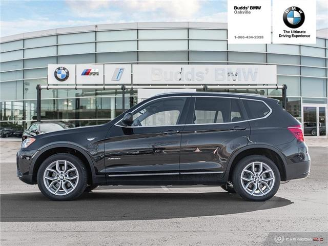 2012 BMW X3 xDrive28i (Stk: DB5533A) in Oakville - Image 3 of 25