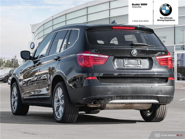 2012 BMW X3 xDrive28i (Stk: DB5533A) in Oakville - Image 4 of 25