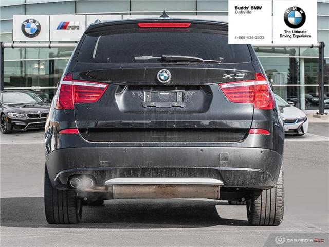 2012 BMW X3 xDrive28i (Stk: DB5533A) in Oakville - Image 5 of 25