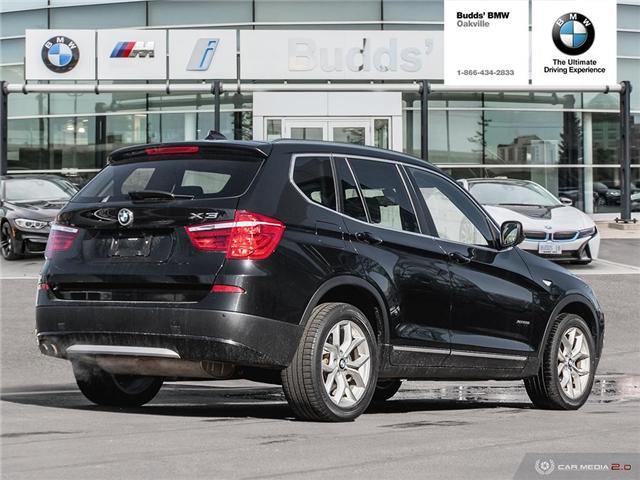 2012 BMW X3 xDrive28i (Stk: DB5533A) in Oakville - Image 8 of 25