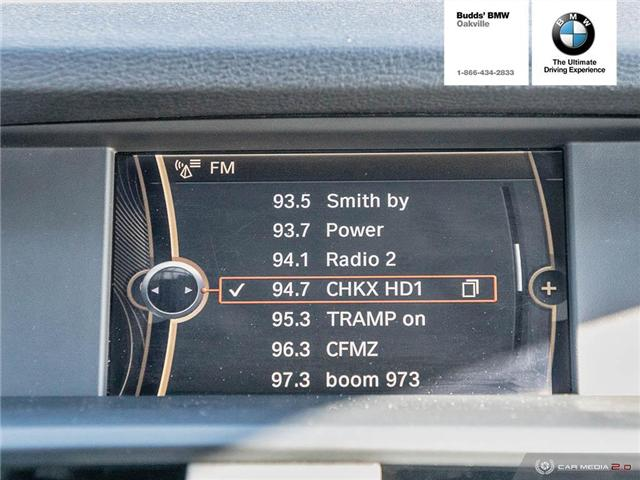 2012 BMW X3 xDrive28i (Stk: DB5533A) in Oakville - Image 16 of 25