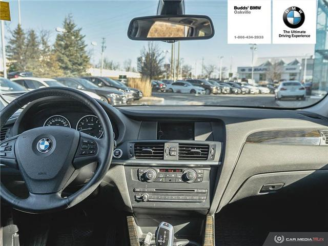 2012 BMW X3 xDrive28i (Stk: DB5533A) in Oakville - Image 24 of 25