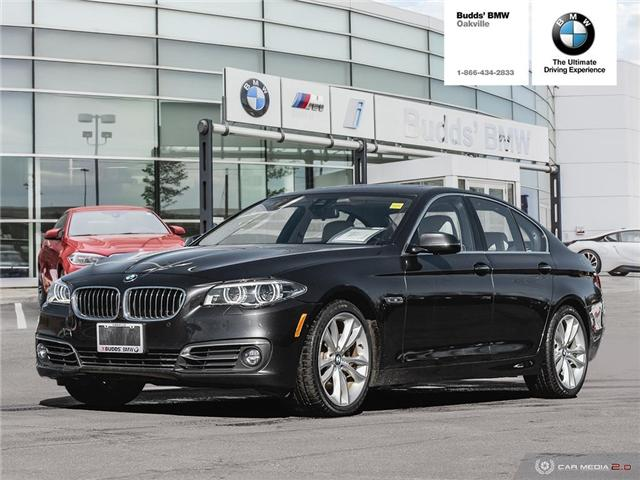 2015 BMW 535i xDrive (Stk: DB5547) in Oakville - Image 1 of 25