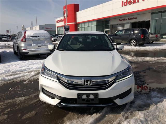 2017 Honda Accord LX (Stk: I181195A) in Mississauga - Image 2 of 18