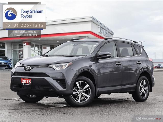 2018 Toyota RAV4 LE (Stk: U9068) in Ottawa - Image 1 of 29