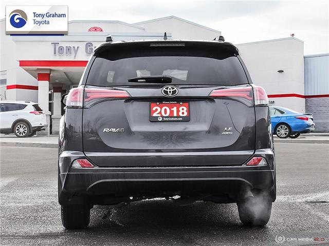 2018 Toyota RAV4 LE (Stk: U9068) in Ottawa - Image 5 of 29