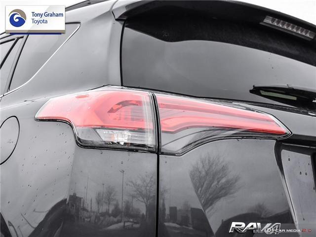 2018 Toyota RAV4 LE (Stk: U9068) in Ottawa - Image 12 of 29