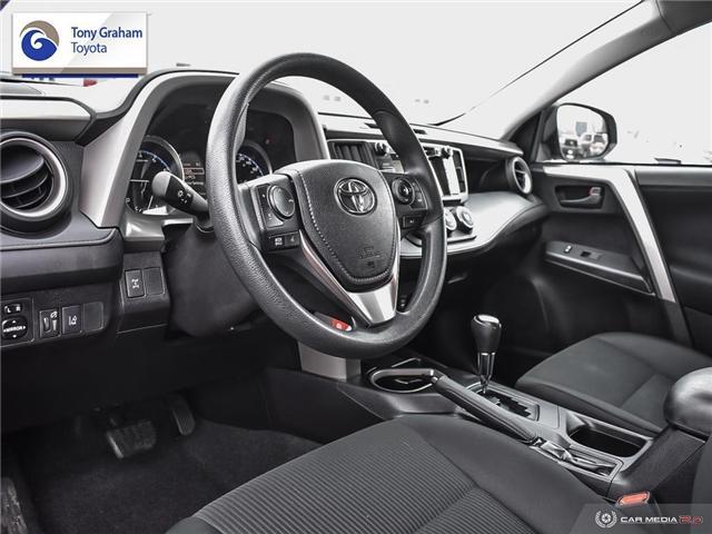 2018 Toyota RAV4 LE (Stk: U9068) in Ottawa - Image 13 of 29
