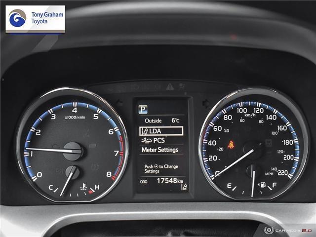 2018 Toyota RAV4 LE (Stk: U9068) in Ottawa - Image 15 of 29