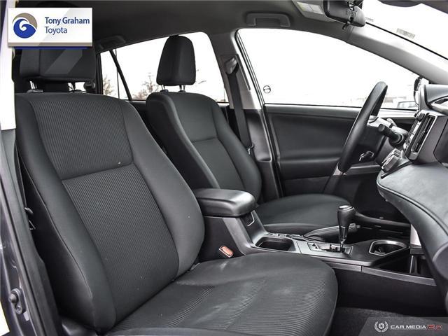 2018 Toyota RAV4 LE (Stk: U9068) in Ottawa - Image 25 of 29