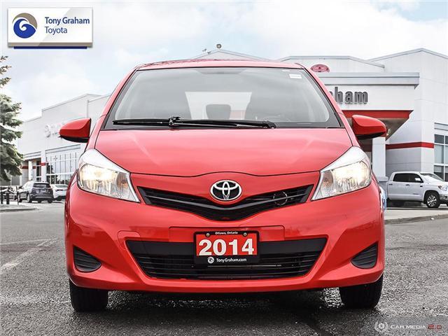 2014 Toyota Yaris LE (Stk: E7734) in Ottawa - Image 2 of 26
