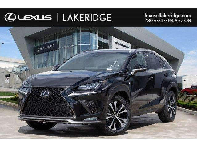 2019 Lexus NX 300 Base (Stk: L19312) in Toronto - Image 1 of 26