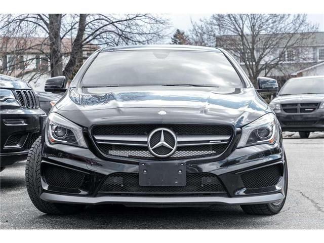 2016 Mercedes-Benz AMG CLA Base (Stk: H7819P) in Mississauga - Image 2 of 21