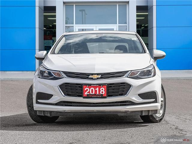 2018 Chevrolet Cruze LT Auto (Stk: 3451A) in Mississauga - Image 2 of 27