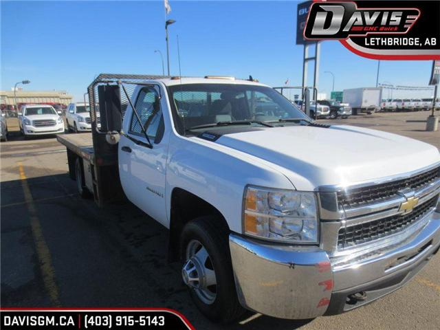 2008 Chevrolet Silverado 3500HD Chassis  (Stk: 203962) in Lethbridge - Image 1 of 6