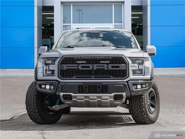 2018 Ford F-150 Raptor (Stk: 6085P) in Mississauga - Image 2 of 27