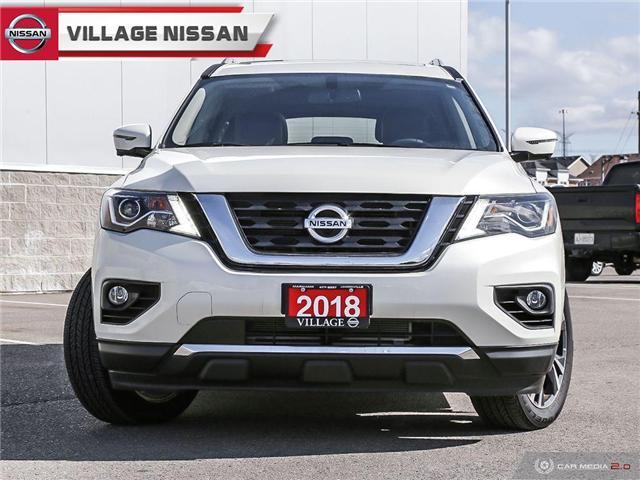 2018 Nissan Pathfinder Platinum (Stk: 80491) in Unionville - Image 2 of 27