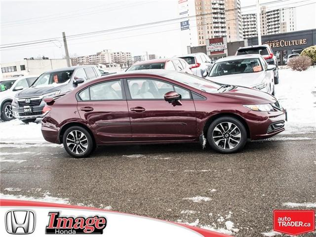 2015 Honda Civic EX (Stk: 9C424A) in Hamilton - Image 2 of 19