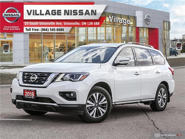 2018 Nissan Pathfinder SL Premium (Stk: 80012) in Unionville - Image 1 of 27