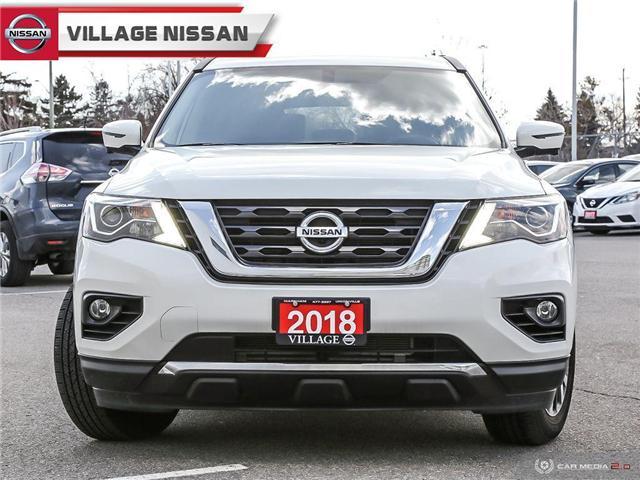 2018 Nissan Pathfinder SL Premium (Stk: 80012) in Unionville - Image 2 of 27