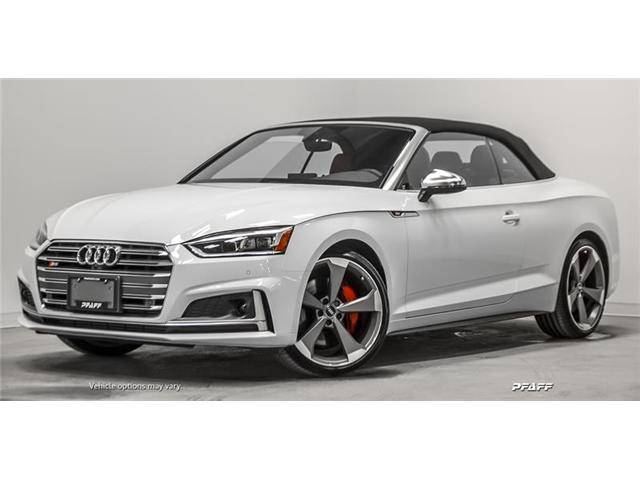 2019 Audi S5 3.0T Technik (Stk: T16415) in Vaughan - Image 1 of 22