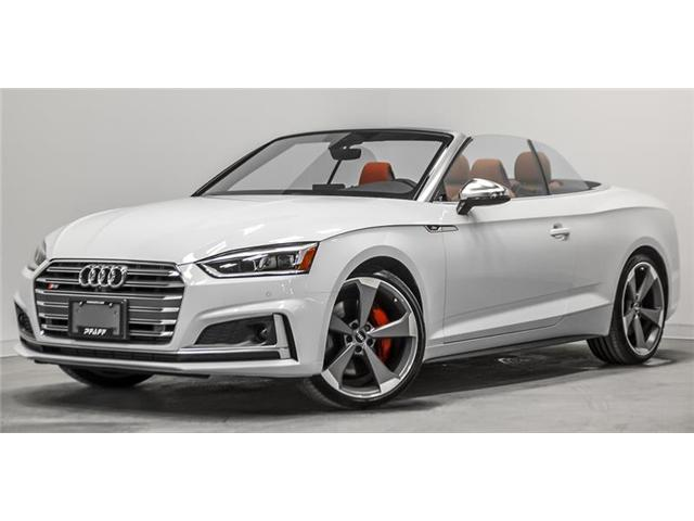 2019 Audi S5 3.0T Technik (Stk: T16415) in Vaughan - Image 2 of 22