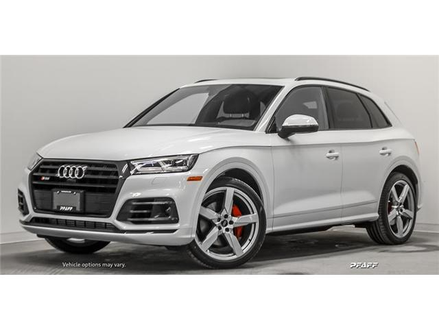 2019 Audi SQ5 3.0T Technik (Stk: T16454) in Vaughan - Image 1 of 22