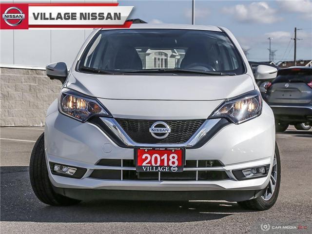 2018 Nissan Versa Note 1.6 SR (Stk: 80015) in Unionville - Image 2 of 27
