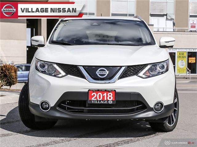 2018 Nissan Qashqai SL (Stk: 80382) in Unionville - Image 2 of 27
