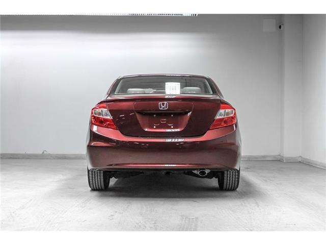 2012 Honda Civic EX (Stk: 53071A) in Newmarket - Image 5 of 19