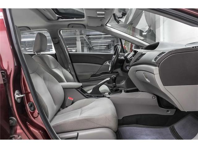 2012 Honda Civic EX (Stk: 53071A) in Newmarket - Image 8 of 19